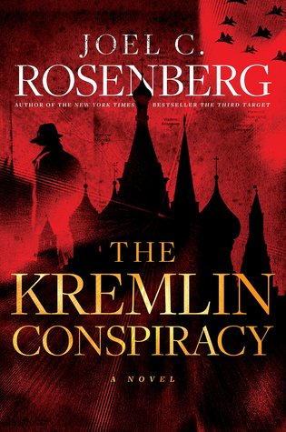 The Kremlin Conspiracy (Marcus Ryker #1)