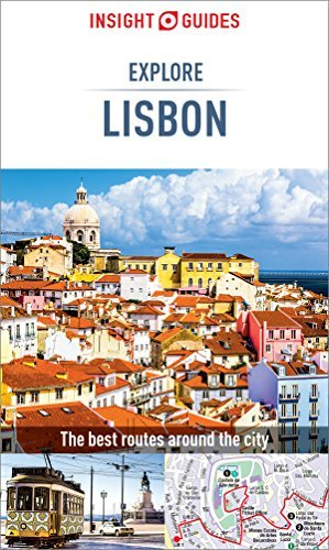 Insight Guides Explore Lisbon (Insight Explore Guides)