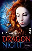 Dragon Night (Dragon Kin, #8)