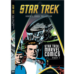 Star Trek: Marvel Comics Part 1