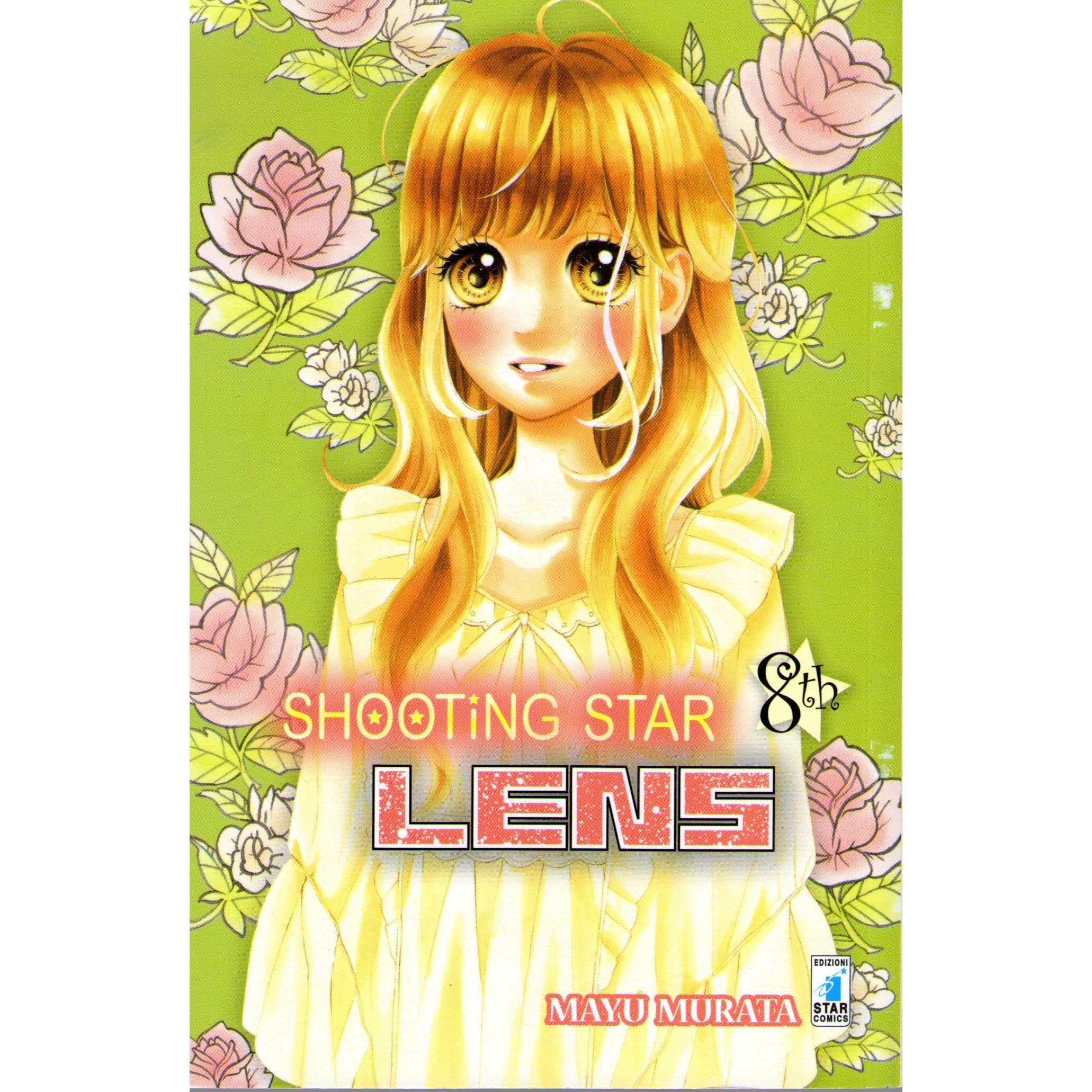 Shooting Star Lens Vol 8 By Mayu Murata