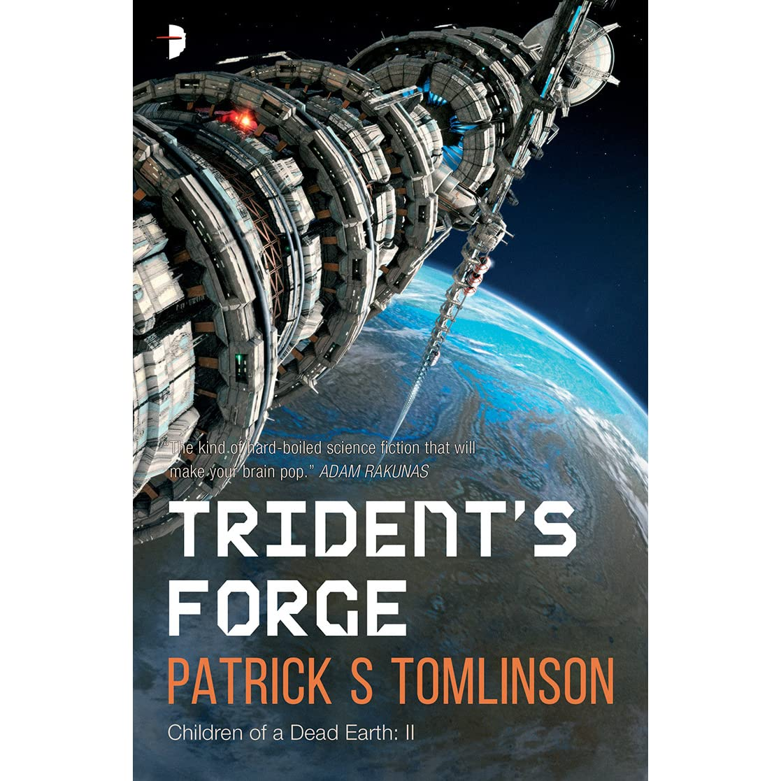 Trident's Forge by Patrick S  Tomlinson