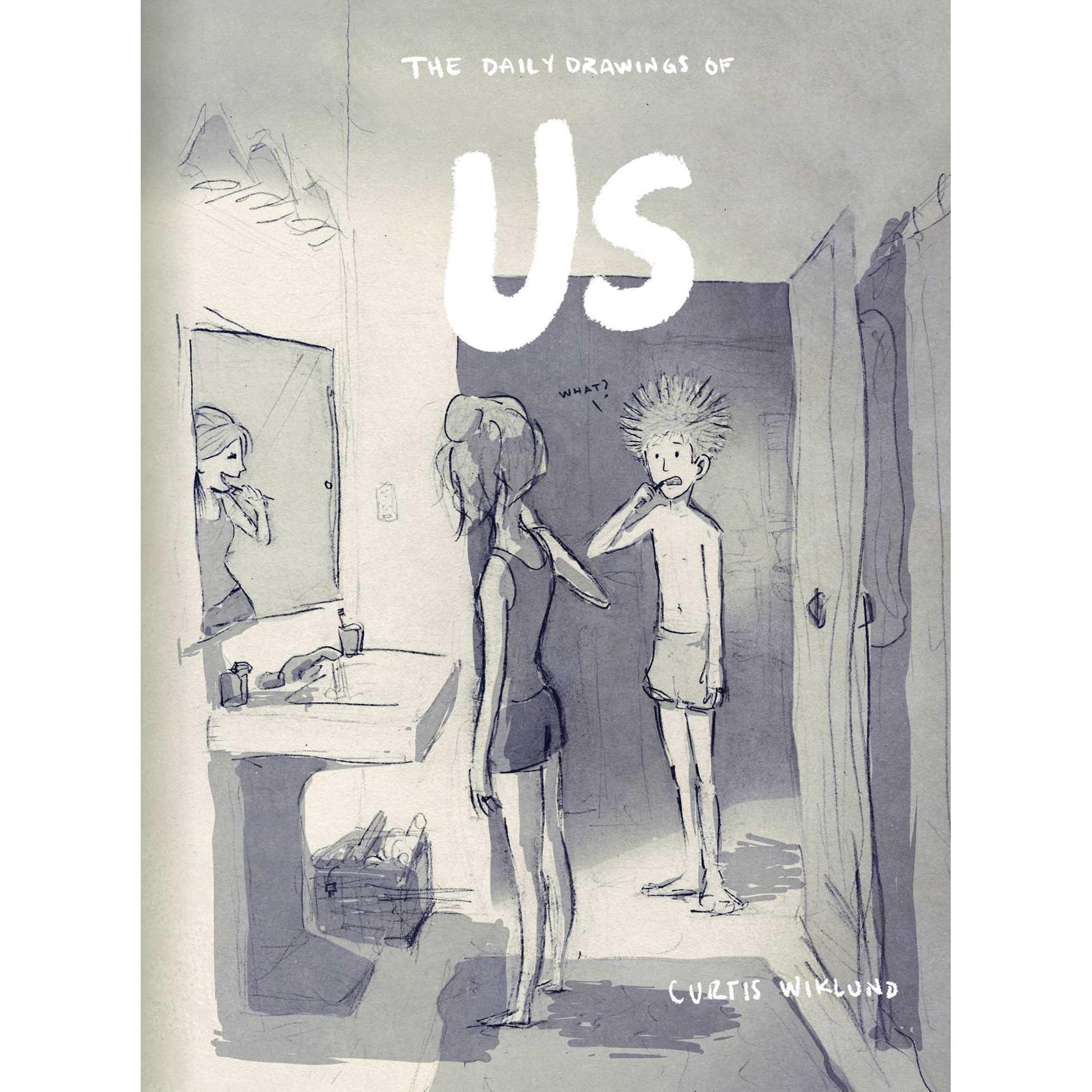 Us by Curtis Wiklund