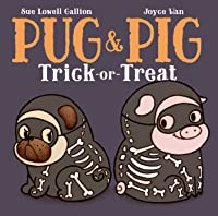 Pug  Pig Trick-or-Treat