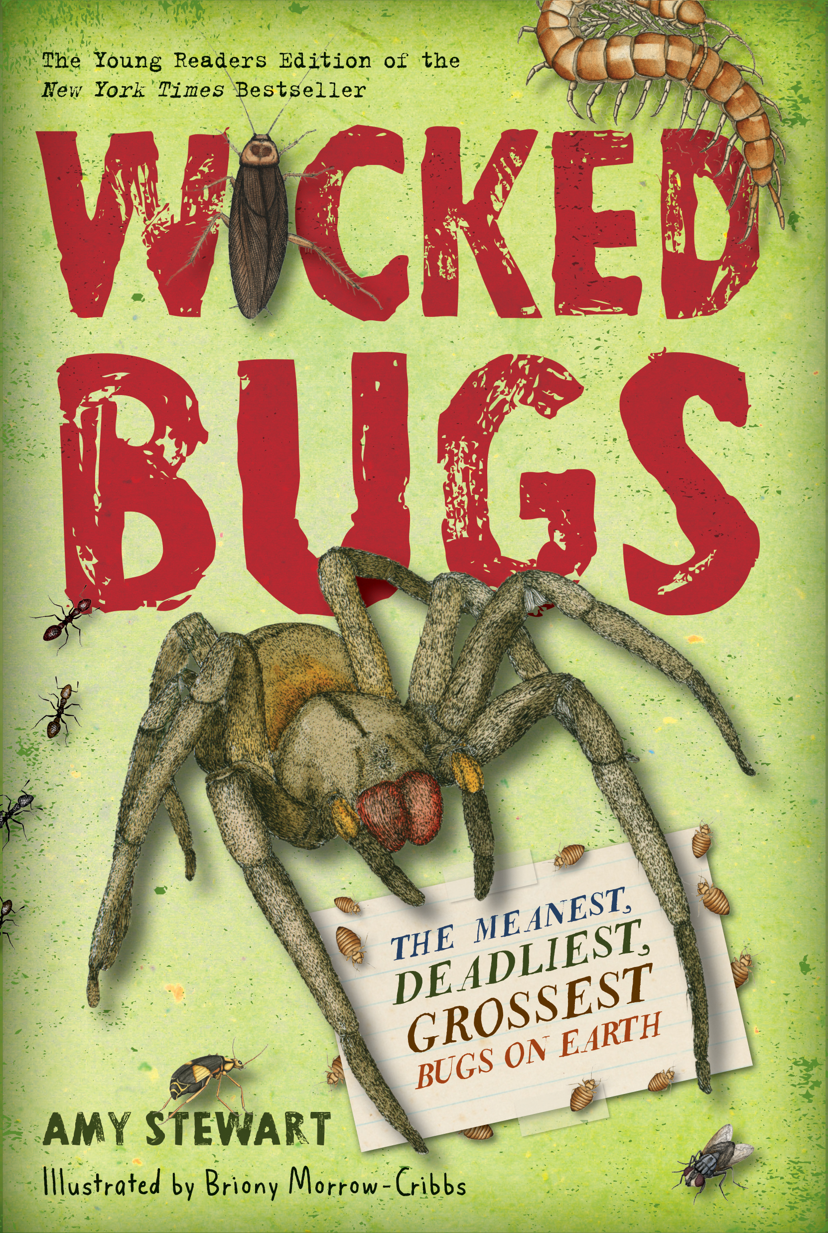 Wicked Bugs The Meanest, Deadliest, Grossest Bugs on Earth