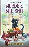 """Weekend Reads: """"Murder She Knit"""""""