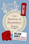 Book cover for The Duchess of Bloomsbury Street