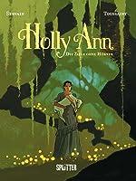 Die Ziege ohne Hörner (Holly Ann #1)