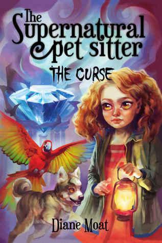 The Curse (The Supernatural Pet Sitter #2)