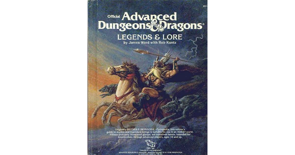 Ad&d 1st Edition Deities And Demigods Pdf