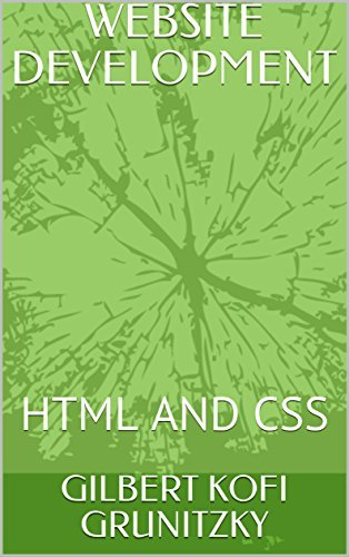 WEBSITE DEVELOPMENT  HTML AND CSS - GILBERT KOFI GRUNITZKY