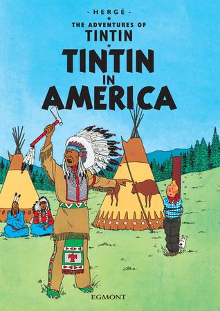 Tintin in America by Hergé