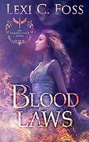 Blood Laws (Immortal Curse #1)