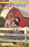 A Texas Holiday Reunion (Texas Cowboys, #3)