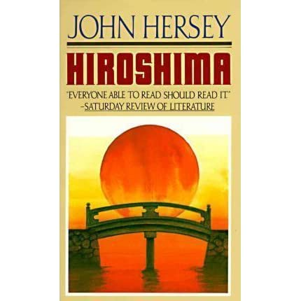 a comprehensive book analysis of hiroshima by john hersey Home → sparknotes → literature study guides → hiroshima hiroshima john hersey table of contents plot overview summary & analysis chapter be book.