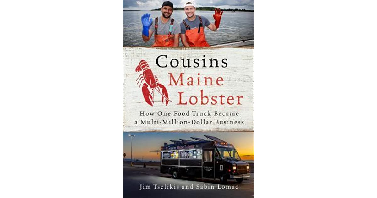 The Maine Lobster Book