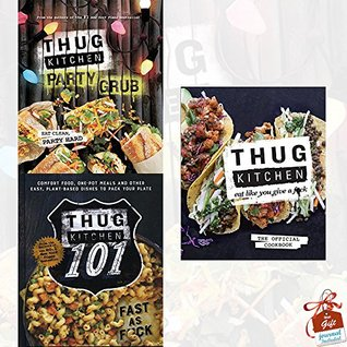 Admirable Thug Kitchen Collection 3 Books Bundle With Gift Journal By Home Interior And Landscaping Eliaenasavecom