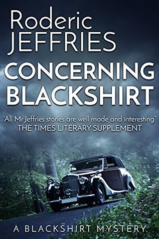 Concerning Blackshirt (Blackshirt #1)