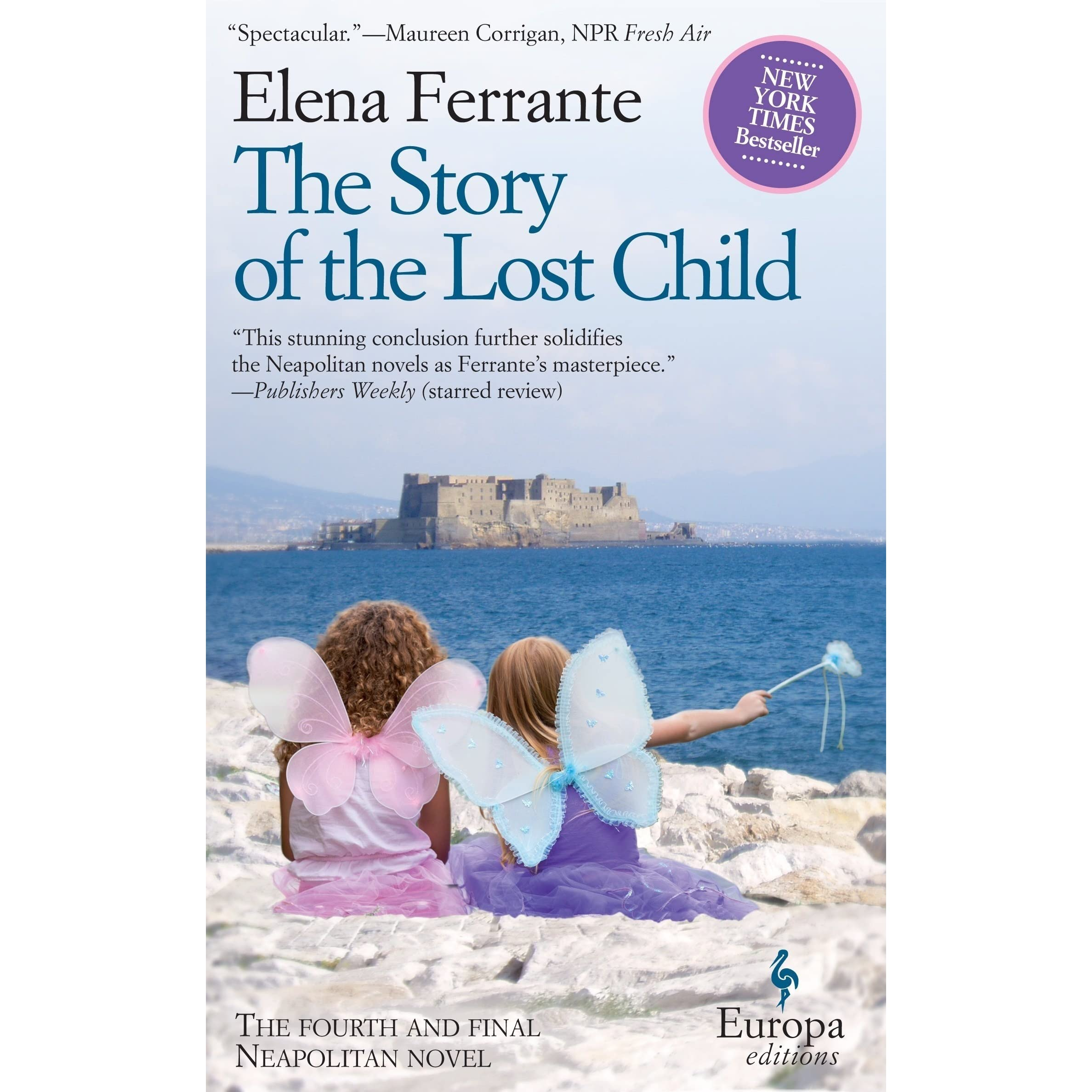 The story of the lost child by elena ferrante fandeluxe Gallery