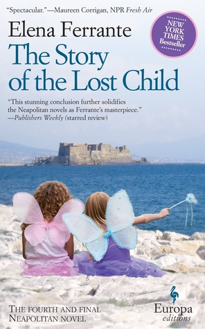 The Story of the Lost Child (The Neapolitan Novels, #4)