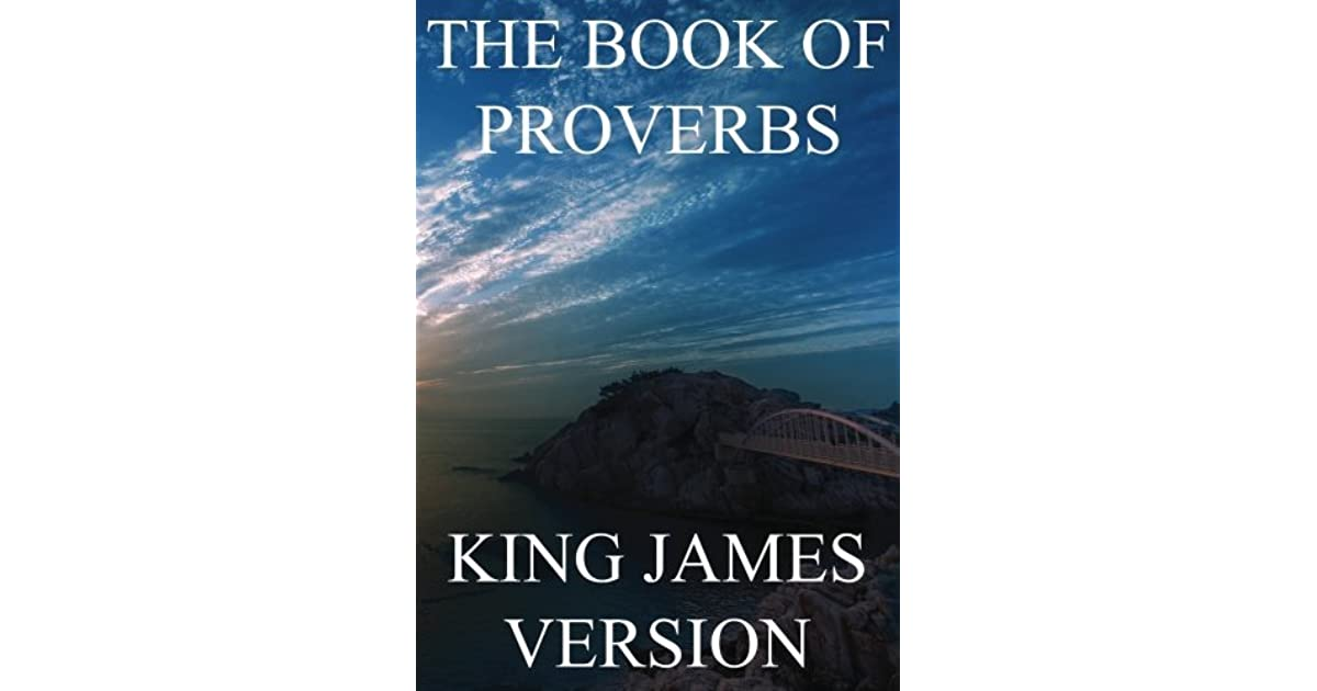 The Book of Proverbs by Anonymous