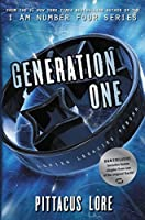 Generation One (Exclusive Edition) (Lorien Legacies Reborn Series #1)