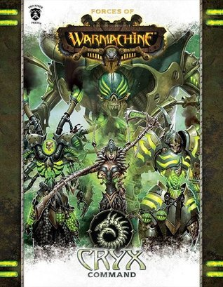 Forces of Warmachine: Cryx Command
