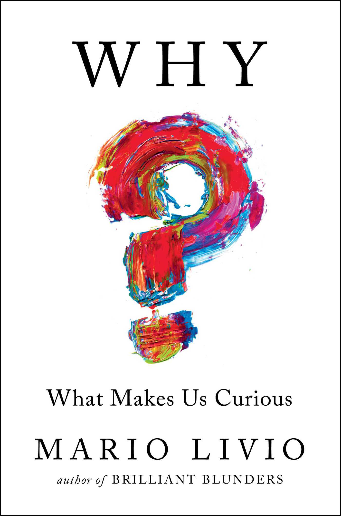 why what makes us curious