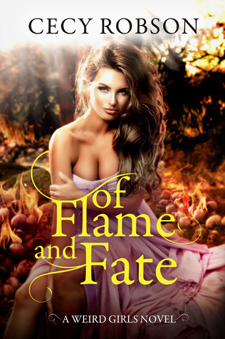 Of Flame and Fate by Cecy Robson