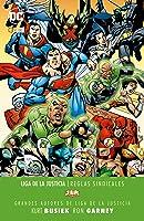 Grandes autores de la Liga de la Justicia: Kurt Busiek y Ron Garney - Reglas Sindicales (Grandes autores de la JLA: Kurt Busiek)