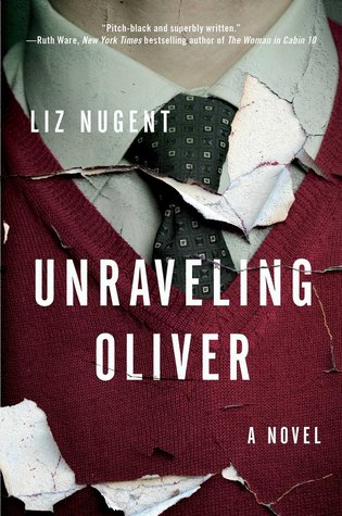 Cover of Unraveling Oliver by Liz Nugent