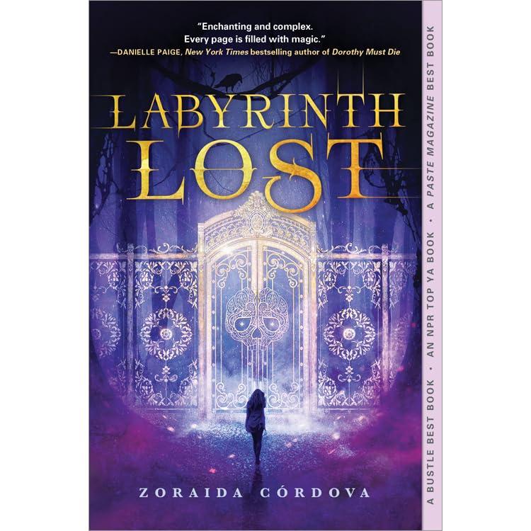 Labyrinth Lost (Brooklyn Brujas, #1) by Zoraida Córdova