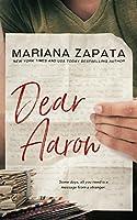 Dear Aaron