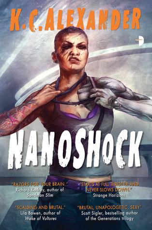 Nanoshock by K.C. Alexander