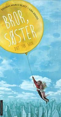 Bror, søster : dikt for barn