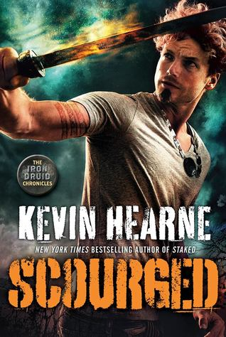 Kevin Hearne Scourged (The Iron Druid Chronicles) Bk 9