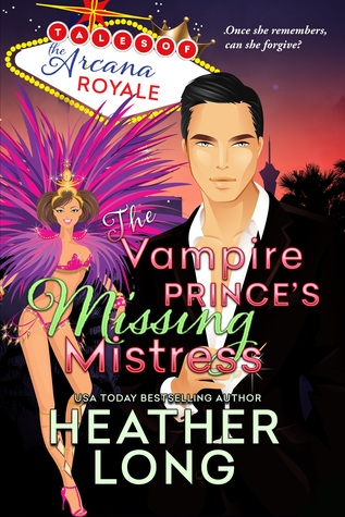 The Vampire Prince's Missing Mistress by Heather Long