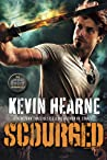 Book cover for Scourged (The Iron Druid Chronicles, #9)
