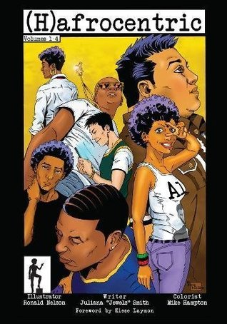 "(H)afrocentric Comics by Juliana ""Jewels"" Smith"