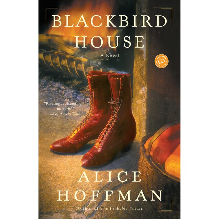 Blackbird House By Alice Hoffman