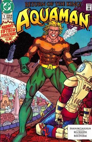 Aquaman Volume 4 - 1991-1992
