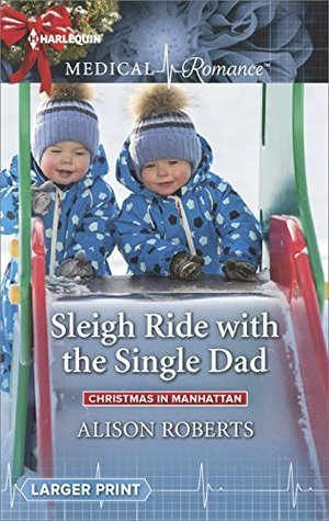 Sleigh Ride with the Single Dad (Christmas in Manhattan #1)