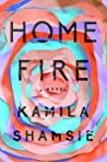Book cover for Home Fire