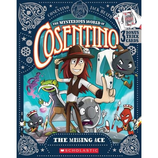The Missing Ace by Cosentino