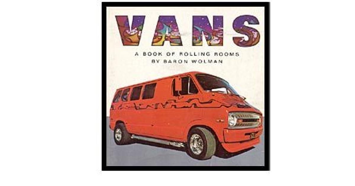 vans book