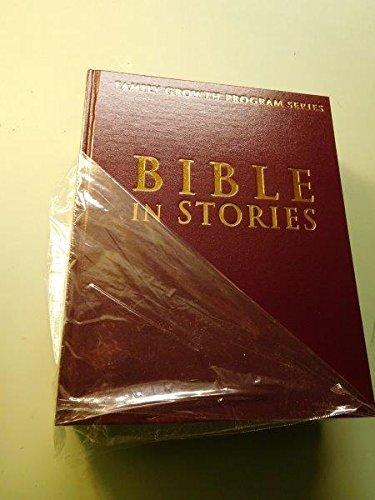 Bible in Stories (3 Volume Set)  by  Jennifer Miller Love