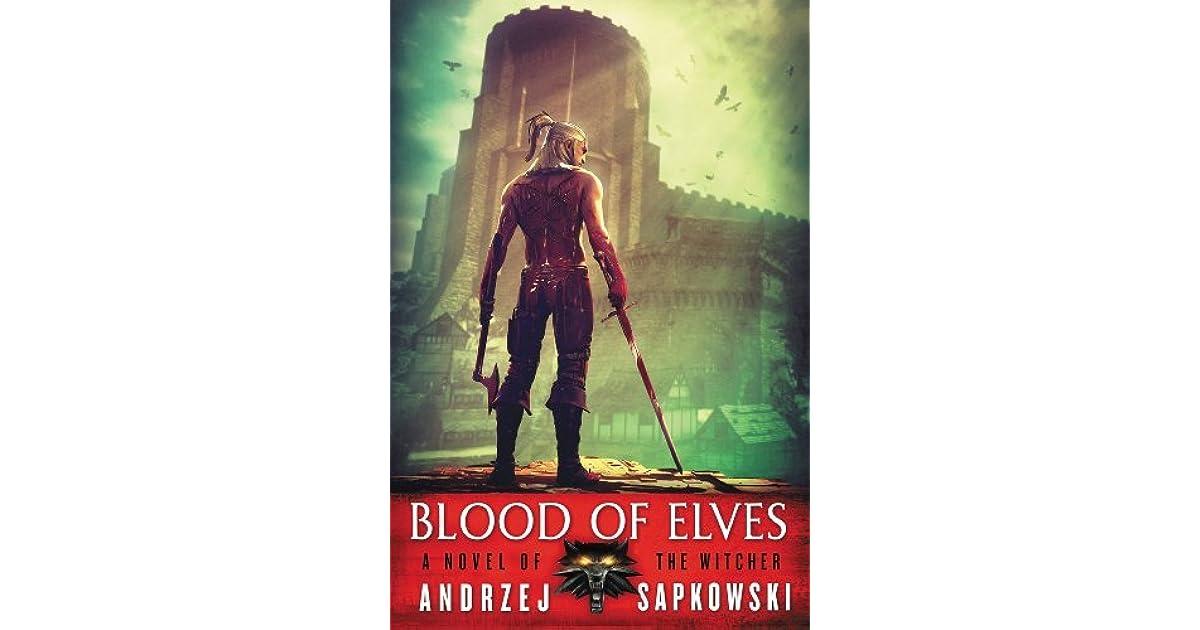 Blood Of Elves Ebook