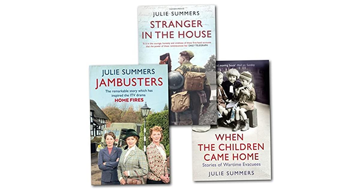 Julie Summers 3 Collection Books Set By Julie Summers