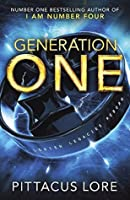 Generation One (Lorien Legacies Reborn #1)