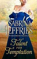 A Talent for Temptation (Sinful Suitors, #4.5)